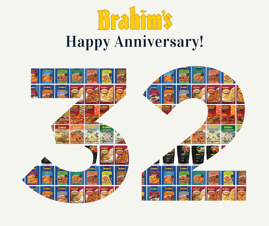 Brahim's 32nd Anniversary 2020 15 July 2020