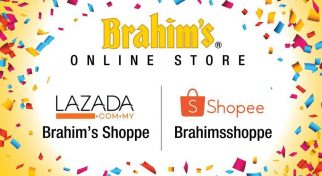 Brahim's Online Store Launch 16 July 2019