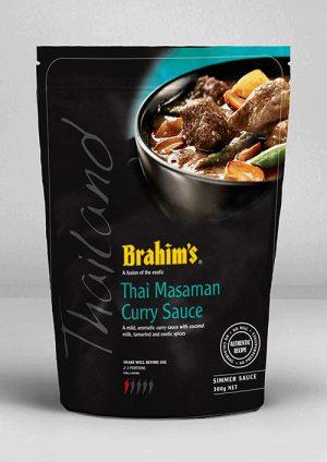 Thai Masaman Curry Sauce