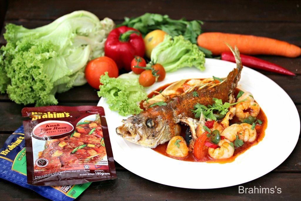 Ikan Laici 3 Rasa@kakwan_ct
