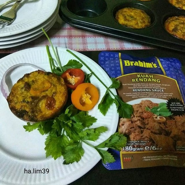 Muffin Rendang Daging1@ha.lim39